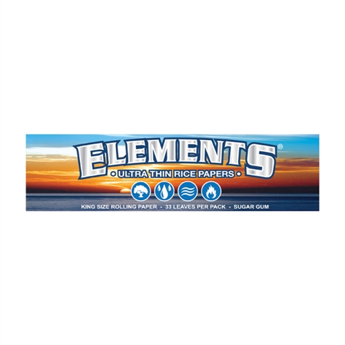 Elements King Size Jointpapir