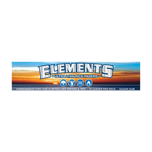 Elements Connoisseur King Size Slim