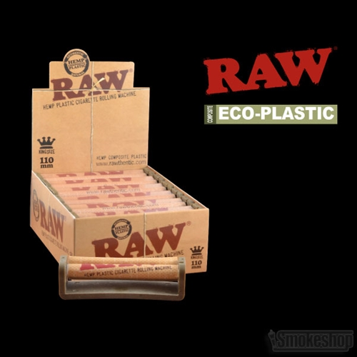 RAW Hemp rullemaskine 110mm.