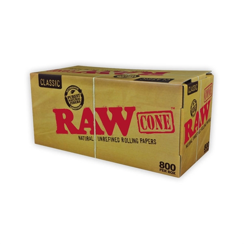 RAW Cones 800stk King size