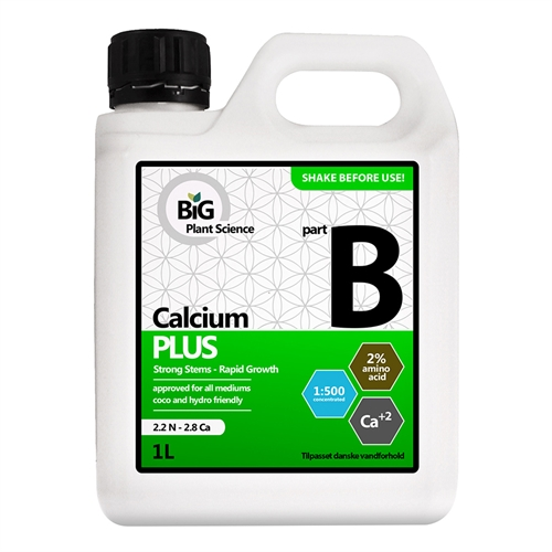 B Calcium Plus Big Plant Science