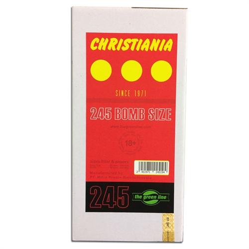 Christiania Cones 245stk Bomb Size