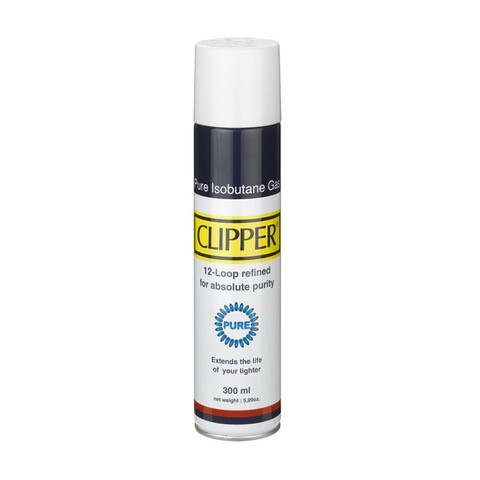 Lightergas Clipper Pure