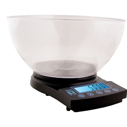 MY Weigh i5000 Digital Køkkenvægt (5000g / 1g)